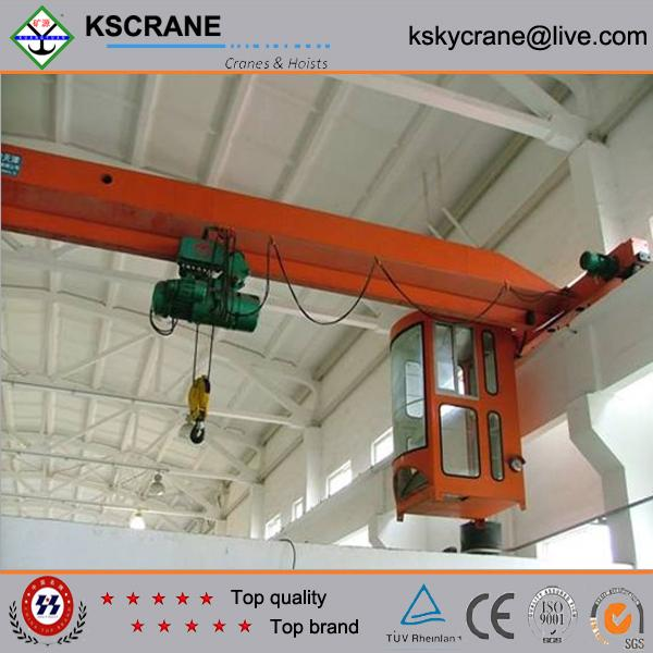 Attractive and reasonable price single girder overhead crane