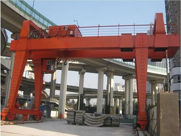 MG model heavy duty Double girder gantry crane 20 ton