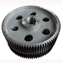 ประเทศจีน High Tolerance Helical Bevel Gear , Custom Forged stainless Steel big wheel ผู้ผลิต