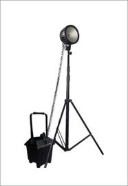 ประเทศจีน IP54 Mobile Portable Light Towers , Halogen / HID / LED Light Tower โรงงาน